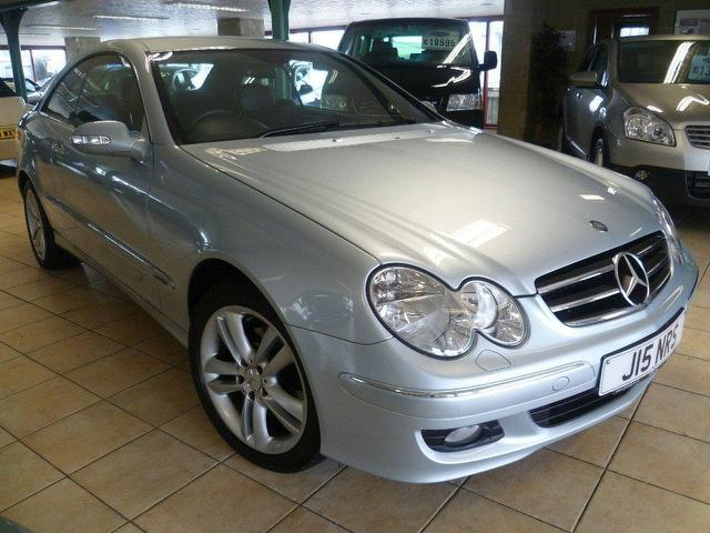 Used mercedes benz 2005 model 220 cdi avantgarde 2dr for Mercedes benz 2 door coupe for sale