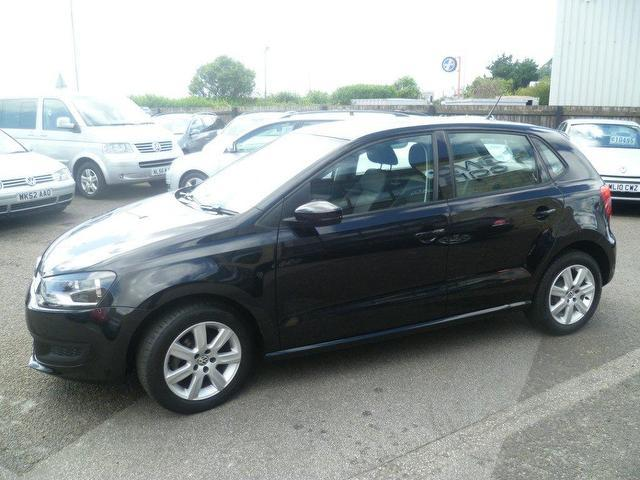 used 2010 volkswagen polo hatchback 1 6 tdi se 5dr diesel for sale in penzance uk autopazar. Black Bedroom Furniture Sets. Home Design Ideas