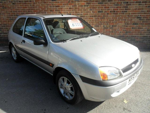 used ford fiesta 2001 petrol 1 3 flight 3dr xx hatchback silver with for sale autopazar. Black Bedroom Furniture Sets. Home Design Ideas