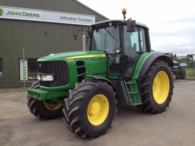 Used John Deere 6630 2010 Year For Sale In Cumbria Uk Autopazar