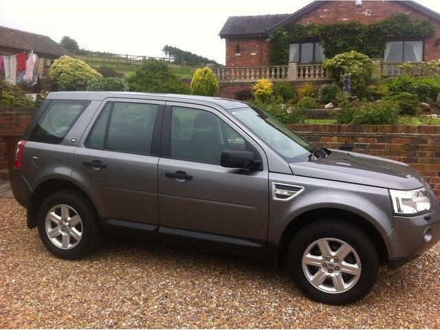 used land rover freelander 2 2 td4 e 4x4 grey 2010 diesel for sale in