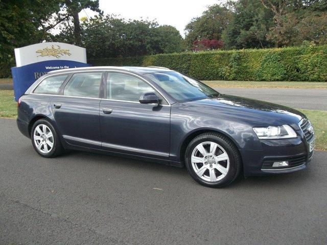 Used Audi A6 for Sale in Suffolk UK - Autopazar