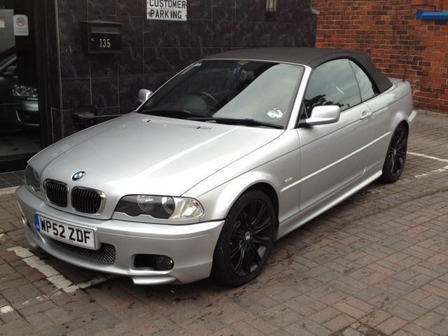 BMW  2002 Bmw 325ci Specs  19s20s Car and Autos All Makes All