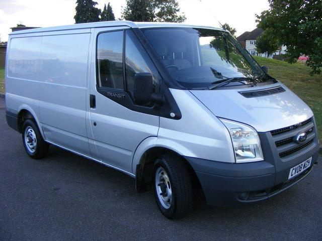 used ford vans for sale