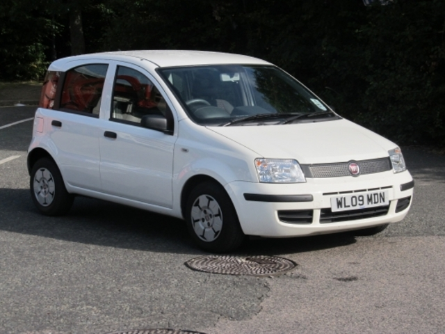 used fiat panda 2009 petrol white with for sale autopazar. Black Bedroom Furniture Sets. Home Design Ideas