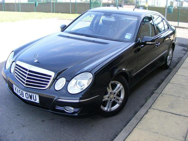 Mercedes e220 cdi 2008 for sale uk for 2008 mercedes benz e350 for sale