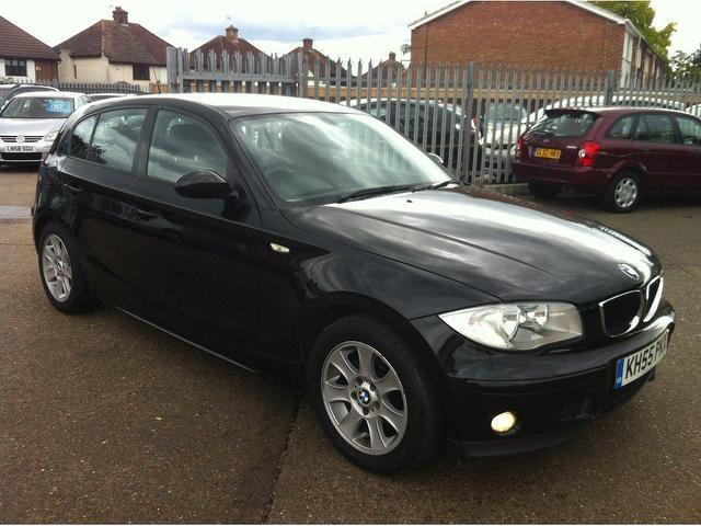 used 2006 bmw 1 series hatchback 118d se 5dr diesel for sale in ashford uk autopazar. Black Bedroom Furniture Sets. Home Design Ideas