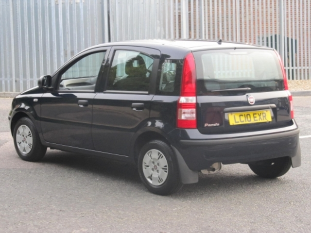 used fiat panda 2010 petrol blue edition for sale in epsom uk autopazar. Black Bedroom Furniture Sets. Home Design Ideas