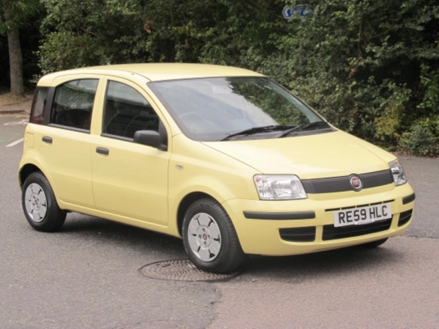 used fiat panda 2009 petrol yellow with for sale autopazar. Black Bedroom Furniture Sets. Home Design Ideas