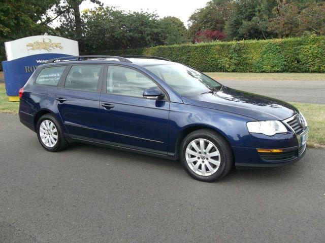 used blue volkswagen passat 2007 diesel 2 0 s tdi 5dr estate in great condition for sale autopazar. Black Bedroom Furniture Sets. Home Design Ideas