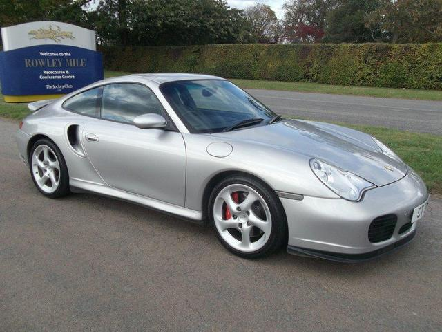 used porsche 911 2003 model turbo 996 s petrol coupe silver for sale in newmarket uk autopazar. Black Bedroom Furniture Sets. Home Design Ideas