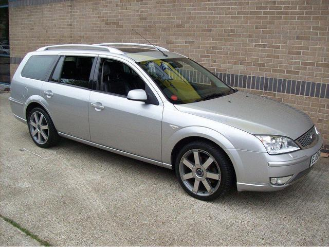 Used Cars For Sale Under 5000 >> Used Silver Ford Mondeo 2006 Diesel 2.0tdci 130 Titanium X ...