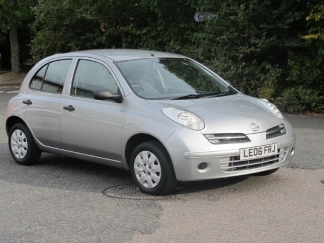 used silver nissan micra 2006 petrol excellent condition for sale autopazar. Black Bedroom Furniture Sets. Home Design Ideas