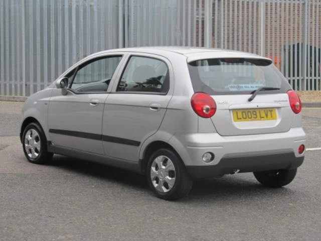 used chevrolet matiz 2009 unleaded silver with for sale   autopazar