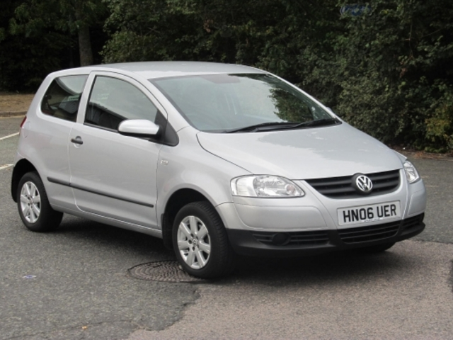 Used Volkswagen Fox For Sale In Epsom Uk Autopazar