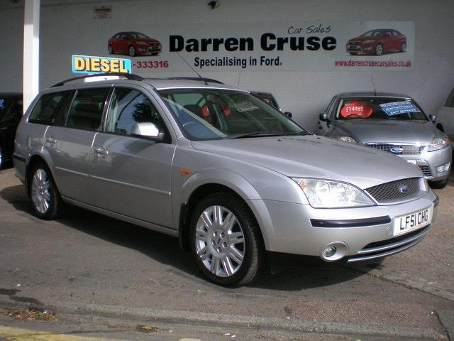 Used Ford Mondeo 2002 Silver Estate Diesel Manual for Sale & Used Ford Mondeo 2002 Diesel 2.0tdci 115 Ghia X Estate Silver ... markmcfarlin.com