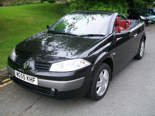 used renault megane for sale in convertible uk autopazar. Black Bedroom Furniture Sets. Home Design Ideas