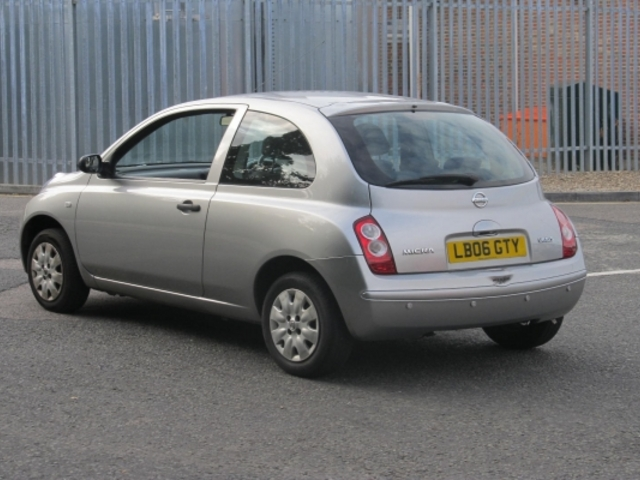 used nissan micra 2006 petrol silver with for sale autopazar. Black Bedroom Furniture Sets. Home Design Ideas