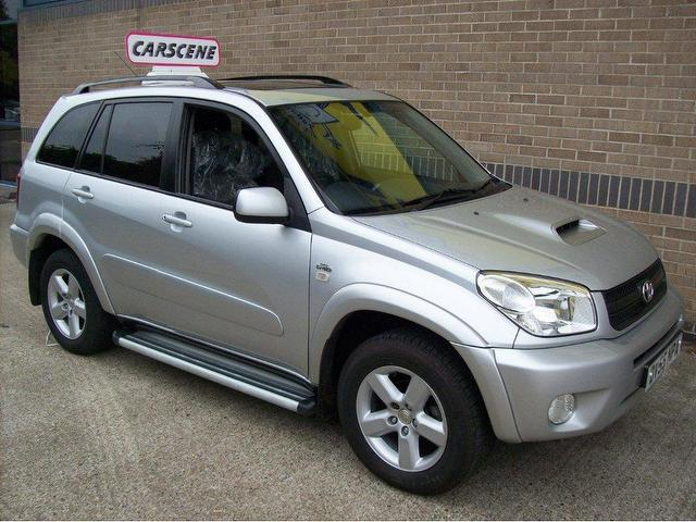 used toyota rav4 2005 silver paint diesel 2 0 d 4d xt r 5dr 4x4 for sale in norwich uk autopazar. Black Bedroom Furniture Sets. Home Design Ideas