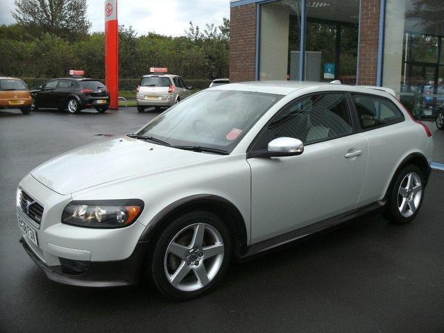 volvo c30 manual transmission for sale