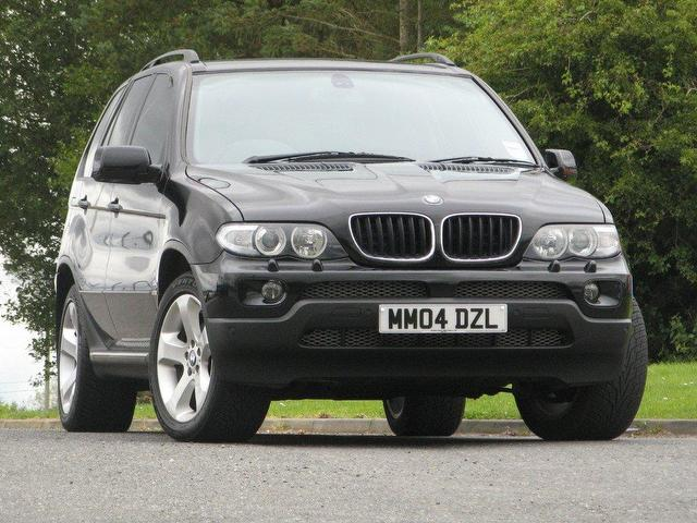 used bmw x5 2004 diesel sport 5dr auto 4x4 black edition for sale in turrif uk autopazar. Black Bedroom Furniture Sets. Home Design Ideas