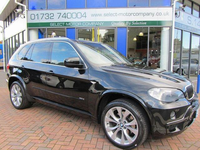 used black bmw x5 2008 diesel m sport 5dr 4x4 in great condition for sale autopazar. Black Bedroom Furniture Sets. Home Design Ideas