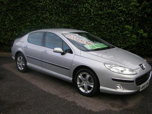 used peugeot 407 2006 diesel 2 0 hdi 136 se saloon silver edition for sale in southampton uk. Black Bedroom Furniture Sets. Home Design Ideas