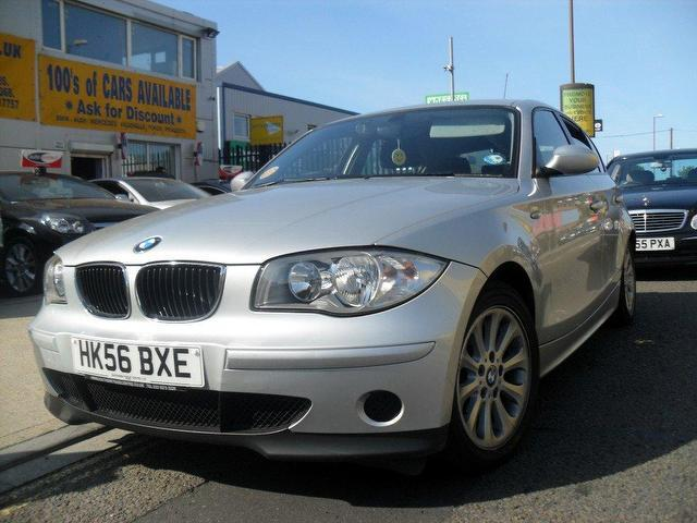 used 2006 bmw 1 series hatchback 118d es 5dr diesel for sale in portsmouth uk autopazar. Black Bedroom Furniture Sets. Home Design Ideas