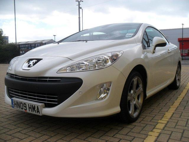 used peugeot 308 2009 manual petrol 1 6 thp gt 100 white for sale uk autopazar. Black Bedroom Furniture Sets. Home Design Ideas