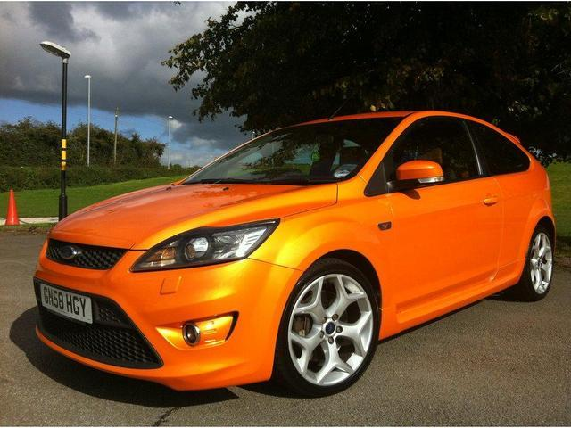Ford focus orange for Orange motors albany new york