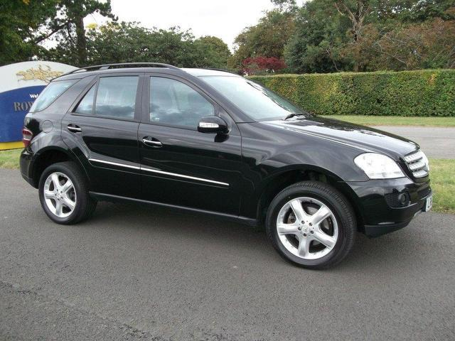 used mercedes benz 2007 automatic diesel class ml280 cdi