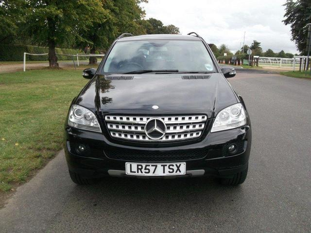 Used mercedes benz 2007 automatic diesel class ml280 cdi for Mercedes benz worldwide sales figures