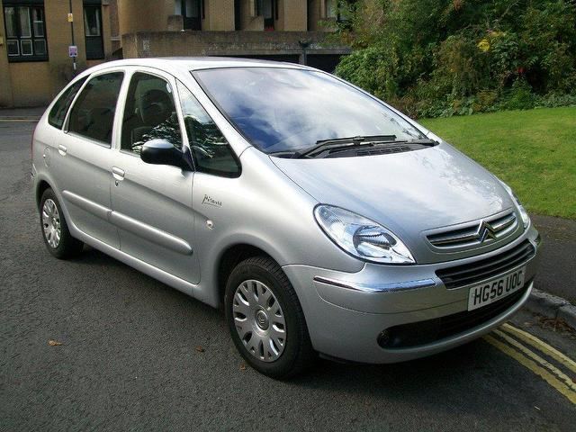 used citroen xsara 2006 diesel picasso 1 6 hdi desire. Black Bedroom Furniture Sets. Home Design Ideas