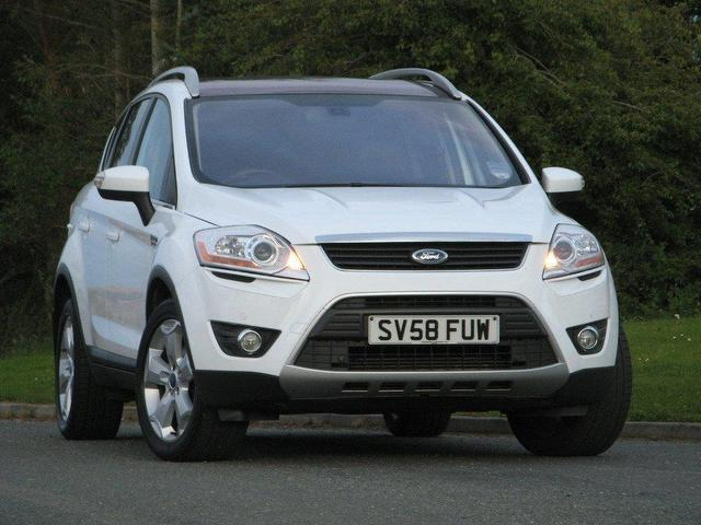 New Ford Kuga Ford Kuga Kuga Car Available At Jennings ... - photo#11