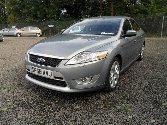 used grey ford mondeo 2008 diesel 2 2 tdci titanium x hatchback excellent condition for sale. Black Bedroom Furniture Sets. Home Design Ideas