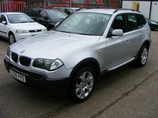 2005 bmw x3 silver 200 interior and exterior images. Black Bedroom Furniture Sets. Home Design Ideas