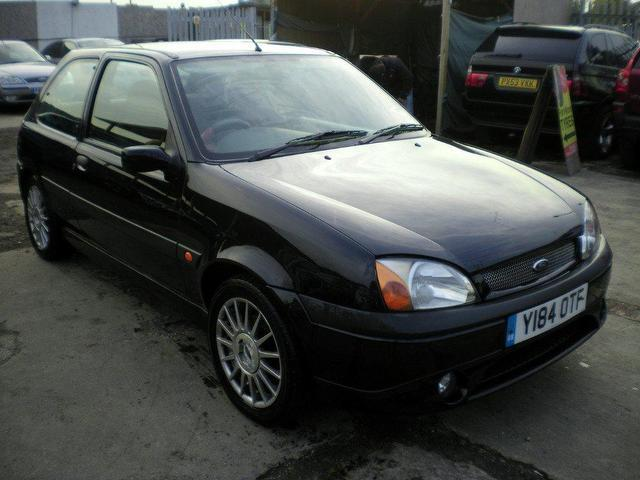 used 2001 ford fiesta hatchback 1 6 zetec s 3dr petrol for sale in wembley uk autopazar. Black Bedroom Furniture Sets. Home Design Ideas