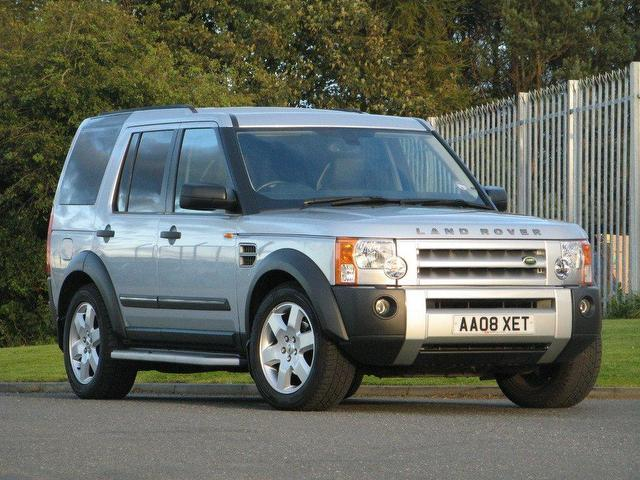 used 2008 land rover discovery 4x4 silver edition 2 7 td v6 diesel for sale in turrif uk autopazar. Black Bedroom Furniture Sets. Home Design Ideas