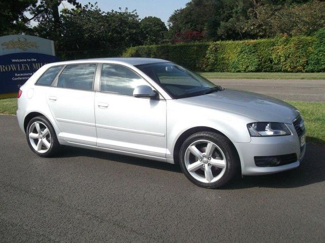 used audi a3 2010 silver colour petrol 1 6 technik se 5 door hatchback for sale in newmarket uk. Black Bedroom Furniture Sets. Home Design Ideas