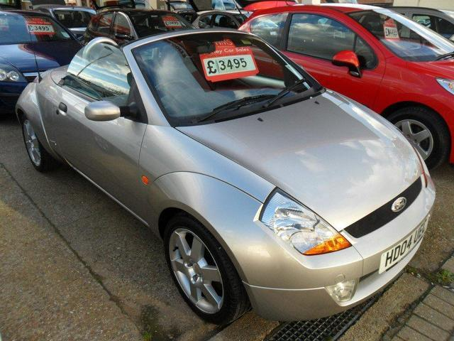 Used Ford Ka For Sale In Petrol UK