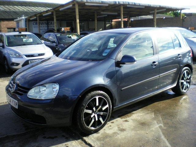 Volkswagen Golf 2004 2 Door Volkswagen Golf 2 0 s Sdi