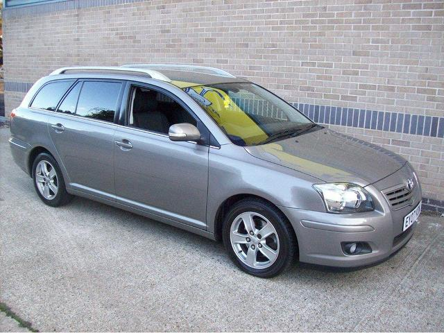 used 2007 toyota avensis estate 2 2 d 4d t3 x 5dr diesel for sale in rh autopazar co uk toyota avensis 2007 service manual toyota avensis 2007 owners manual pdf