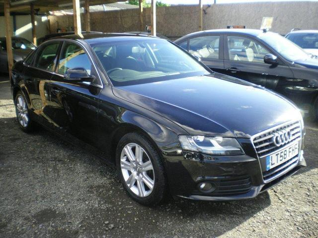in for audi sale saloon donegal diesel manual black used