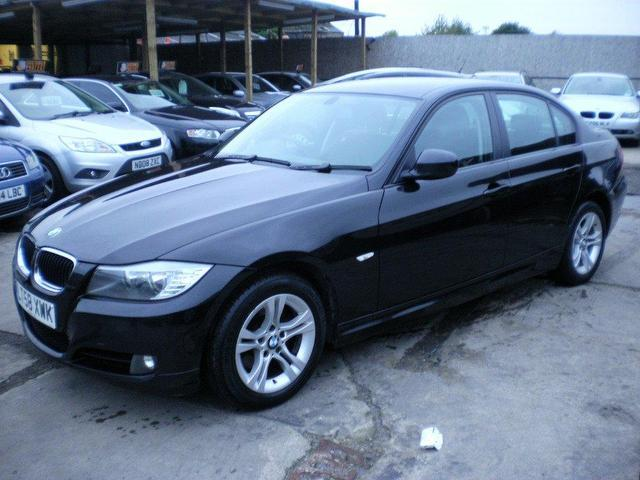 used 2008 bmw 3 series saloon 318d es 4dr diesel for sale in wembley uk autopazar. Black Bedroom Furniture Sets. Home Design Ideas