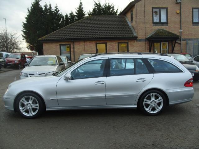 Used 2007 mercedes benz estate silver edition class e320 for Used mercedes benz diesel for sale