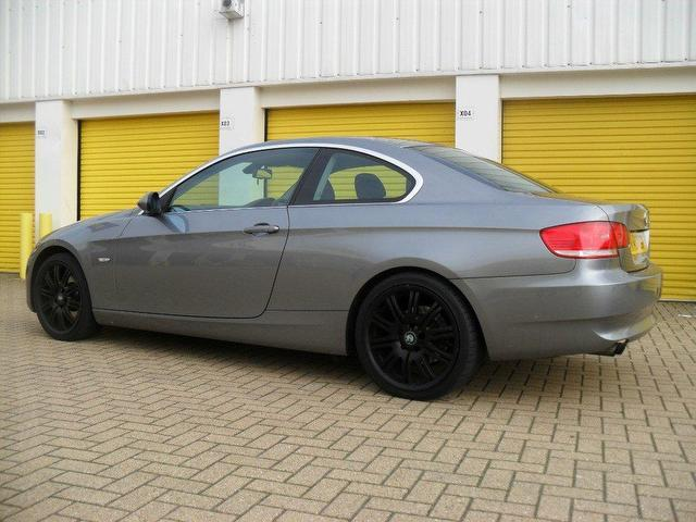used 2007 bmw 3 series coupe 325i se 2dr petrol for sale in portsmouth uk autopazar. Black Bedroom Furniture Sets. Home Design Ideas