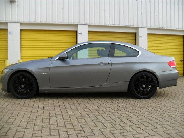 used 2007 bmw 3 series coupe 325i se 2dr petrol for sale. Black Bedroom Furniture Sets. Home Design Ideas