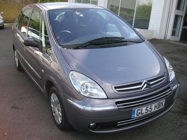used 2006 citroen xsara estate picasso 1 6 hdi desire. Black Bedroom Furniture Sets. Home Design Ideas