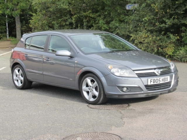 used 2005 vauxhall astra gray edition petrol for sale in. Black Bedroom Furniture Sets. Home Design Ideas