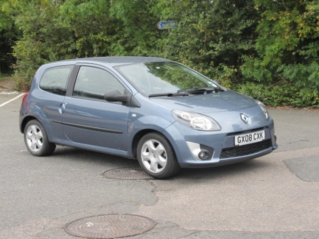Used Renault Twingo 2008 Blue  Petrol Manual for Sale